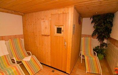 Sauna im Pillerhof